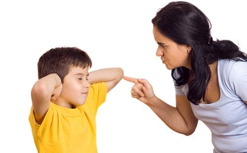 تربية الطفل: أخطاء شائعة