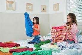 كيف تربين أولاداً مرتبين؟