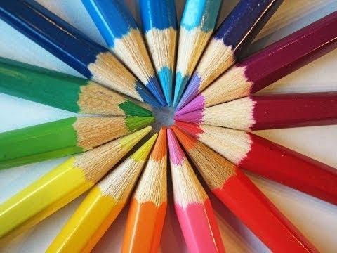 طريقة ذكية وسريعة لتعليم طفلك أسماء الألوان