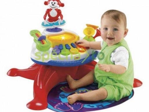 ألعاب الأطفال الرضع: بين الستة أشهر والسنة