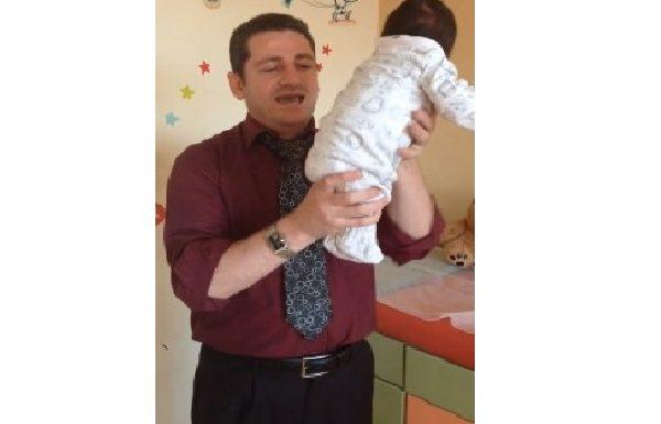 الغازات عند الرضع..