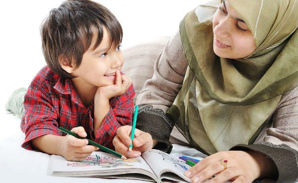 دراسة الاطفال