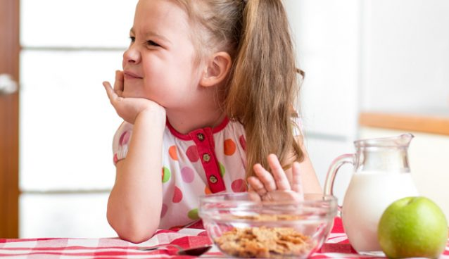 طفلي لا يأكل