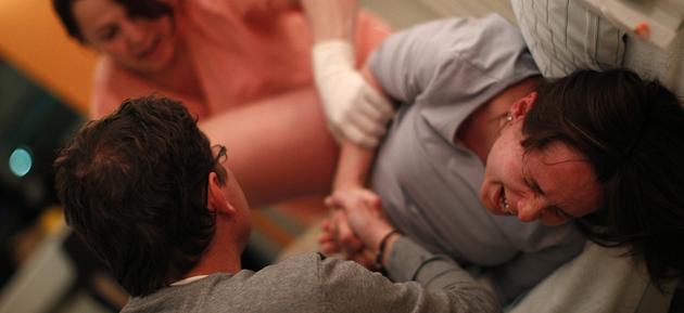 تخفيف الم الولادة و تسكين آلام المخاض