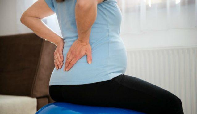التمارين الرياضية للحامل..