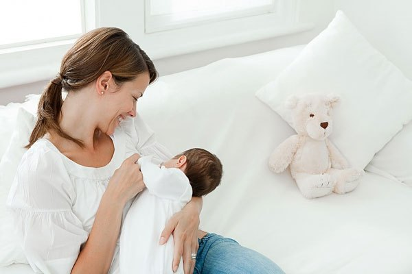الرضاعة