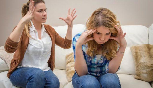 السلوكات المتمردة لدى ابنك المراهق