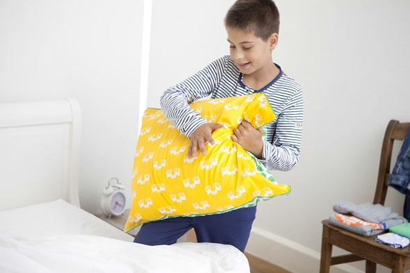 الاعتماد على النفس و تحمل المسؤولية عند الاطفال
