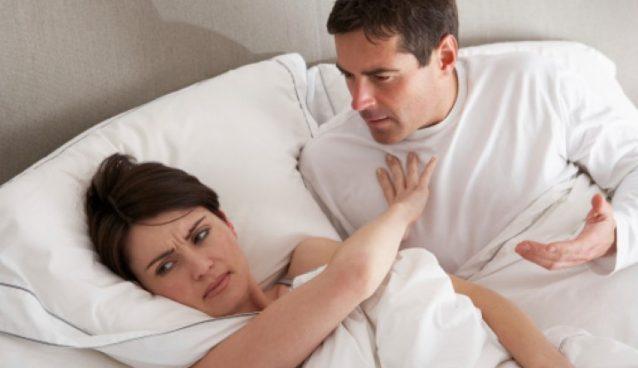 الحامل تكره زوجها