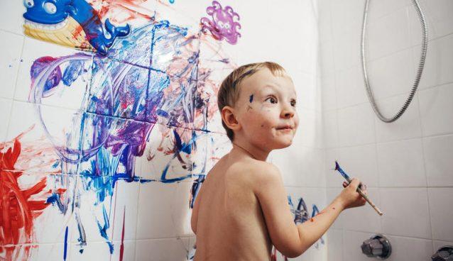 تتبع حركات أطفالك.. قد تراهم مخربون و مشاغبون بينما هم عباقرة!