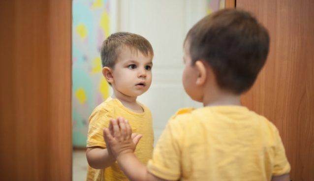 إحترام الذات لدى الطفل