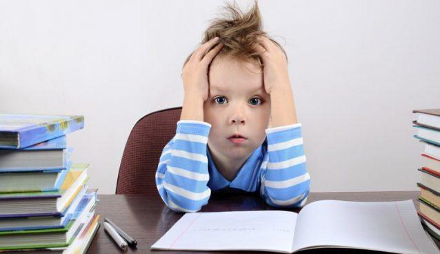 عدم التركيز عند الاطفال