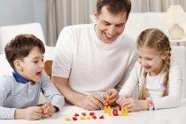 قضاء الوقت مع الاطفال