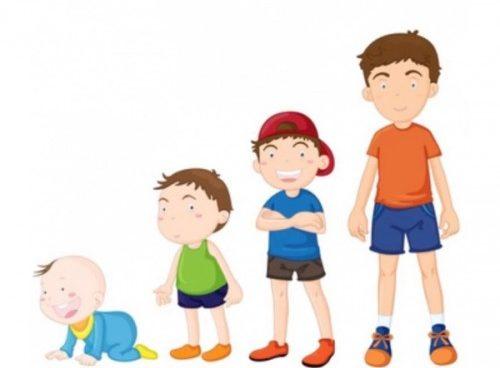 أسس التعامل مع مراحل نمو الطفل المختلفة..